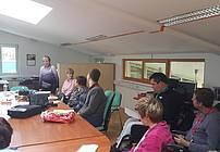 Usposabljanje ViA v CUDV Radovljica
