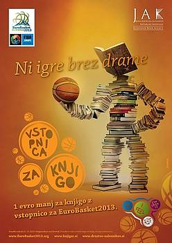 Plakat Ni igre brez drame
