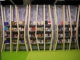 JAK stojnica, Frankfurtski knjižni sejem