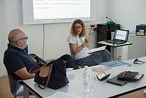 Delavnica z Miho Mazzinijem in Đurđo Strsoglavec