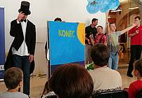 Predstava CUDV Dobrna, foto: Mojca Bergant Dražetić