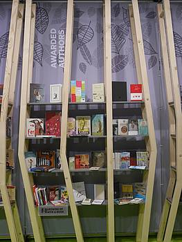 Projekt RSK na frankfurtskem knjižnem sejmu, foto: JAK RS