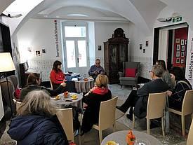 A talk with Andrej Rozman Roza