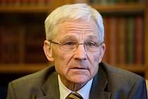 Minister za kulturo Anton Peršak
