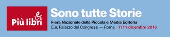 Logotip knjižnega sejma v Rimu