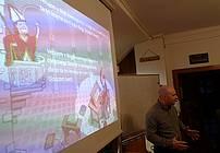 Obisk Kozma Ahačiča v TS Sostro