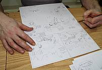 Ilustratorska delavnica ViA v ZPKZ Maribor