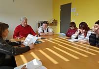 Usposabljanje ViA v VDC Polž Maribor