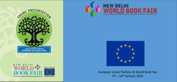 New Delhi Book Fair 2018 - logo