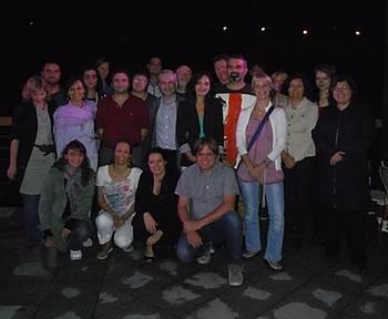 Udeleženci Prevajalskega seminarja 2014