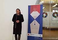 Maja Mahkovec, vodja organa upravljanja SVRK