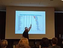 Predavanje dr. Mihe Kovača