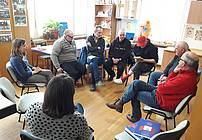 Usposabljanje ViA v Društvu Altra Prevalje