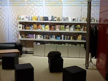 Slovenska stojnica na knjižnem sejmu v Frankfurtu 2011