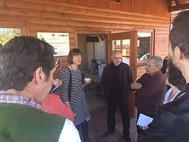 Francoski novinarji v Prekmurju, Feri Lainšček, Halgato