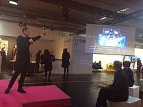 Umetniški vodja Galerije Kapelica, Jurij Krpan predstavlja platformo za sodobno raziskovalno umetnost