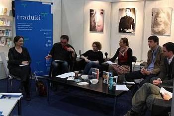 Traduki na knjižnem sejmu v Leipzigu 2014