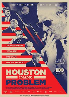 Houston, imamo problem - plakat