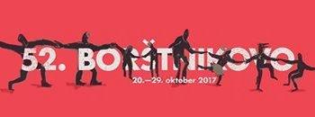 52. Festival Borštnikovo srečanje - logotip