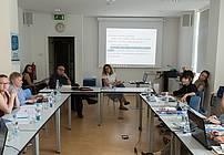 Delavnica s pisateljem Miho Mazzinijem in mentorico Đurđo Strsoglavec