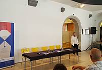 Predstavitev projekta ViA na dnevu odprtih vrat EU projekt, moj projekt, foto: Miha Marinč