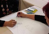 Modul ilustriranja in likovne terapije z Ireno Valdes