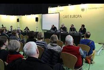 Transstar Europa na knjižnem sejmu v Leipzigu 2014