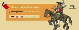 Slovenski knjižni sejem 2017 - logotip