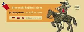 Slovenski knjižni sejem - logotip