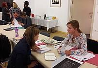 Oblikovanje konceptov za načrte usposabljanj