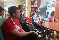 Projekt ViA v CUDV Radovljica