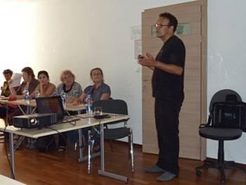 Delavnice prevajalskega seminarja 2011