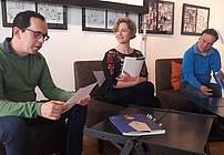 Peter Prokofjev, Nataša Konc Lorenzutti, Blaž Kužnik