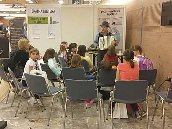 Javna agencija za knjigo na Kulturnem bazarju 2017-4