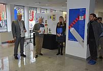 Odprtje razstave ViA na MK, foto Lavra Černigoj Blažko
