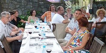Udeleženci prevajalskega seminarja 2013