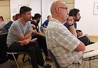 Udeleženci seminarja za mentorje 2016
