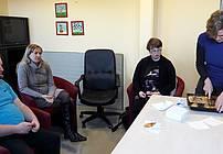 Poslovilno srečanje v CUDV Draga