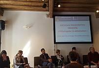 Medijska predstavitev projekta ViA v THL