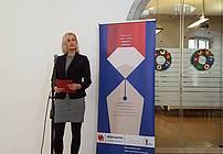 Špela Isop, namestnica direktorice Direktorata za socialne zadeve, MDDSZ