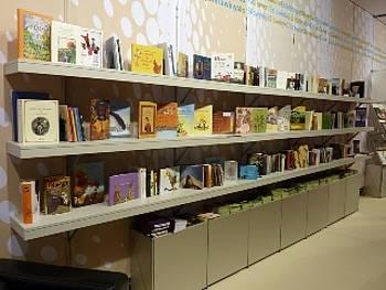 Predstavitev slovenskih literarnih del na knjižnem sejmu v Frankfurtu 2011