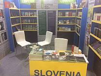 Knjižni sejem v Indiji - slovenska stojnica