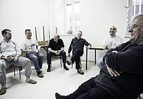 Usposabljanje ViA v ZPKZ Maribor, mentor Tone Partljič (foto Jana Jocif)