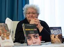 Svetlana Slapšak, puljski knjižni sejem
