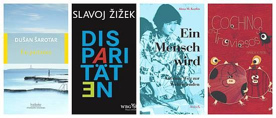 Slovenian authors published abroad