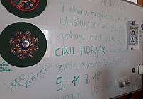 Ilustratorski modul ViA s Cirilom Horjakom v Društvu Altra Prevalje