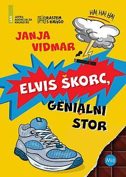 Naslovnica Elvis Škorc, genialni štor