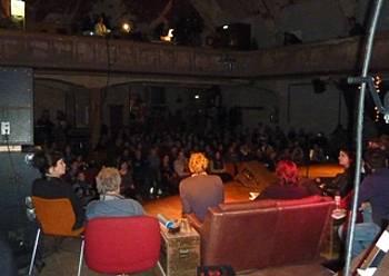 Balkanski večer na knjižnem sejmu v Leipzigu 2013