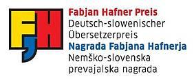Logotip prevajalske nagrade F. Hafnerja