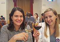 Koordinatorki projekta ViA Zarika Snoj Verbovšek in Mojca Bergant Dražetić